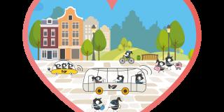Logotip Setmana Europea de la Mobilitat 2021